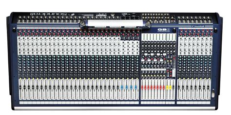 Mixer Sound Cina gb8 soundcraft professional audio mixers
