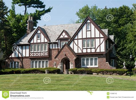 english tudor english tudor mansion stock photo image of english grass