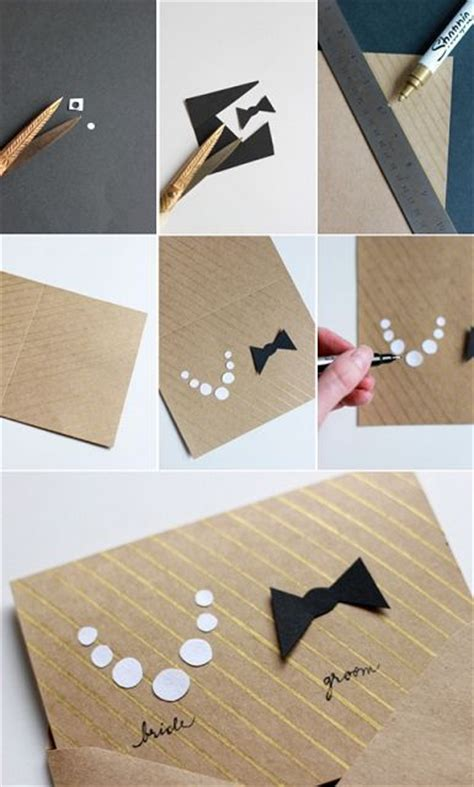 How To Make Handmade Invitation Cards - diy ideas how to make an invitation card pretty designs