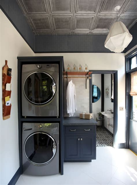 laundry room a dreary laundry room is now a place you actually want to
