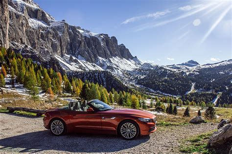 bmw mountain best mountain passes for a road trip in the italian dolomites