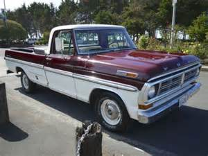 find used 1972 ford f100 ranger xlt truck 390 at