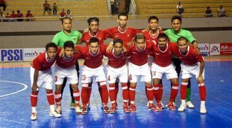 sejarah futsal klub futsal terbaik  indonesia