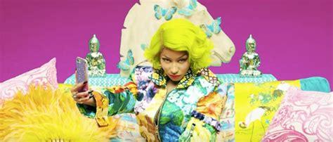 bts idol ft nicki minaj video spin