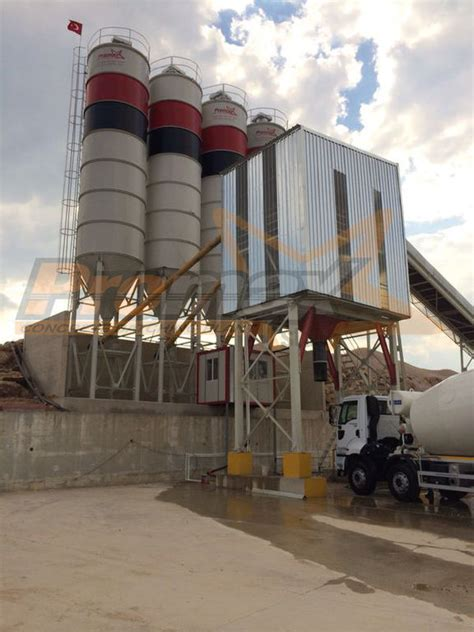 Mixer Promax new promax s120 twn stationary mixing plant concrete plant for sale concrete mixing plant