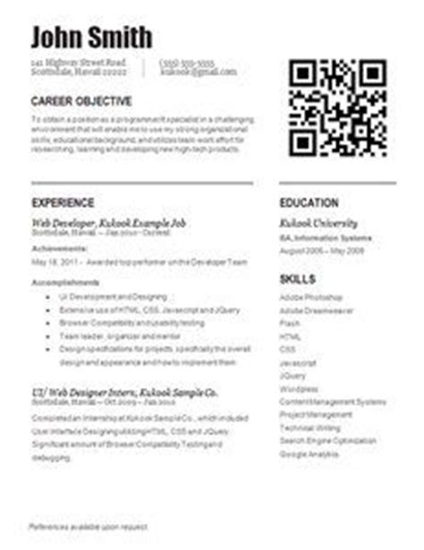 1000 images about creative diy resumes on resume templates resume and modern