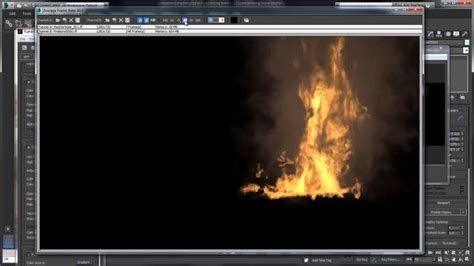 tutorial video post 3ds max particle effects in 3ds max tutorial