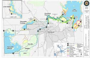 where is oroville california on a map equestrian trails in northern california