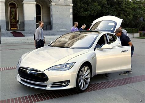 Tesla Made In Tesla S Model S Cars Made In May June Recalled Due To