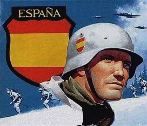 divisin azul 1045 best divisi 243 n azul espa 241 oles en el infierno images on history world war