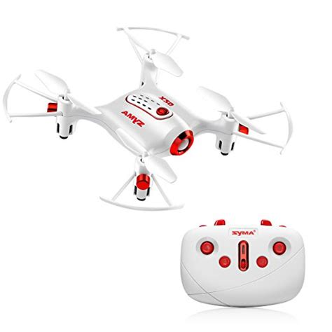 Quadcopter Pocket Drone newest syma x20 mini pocket drone headless mode 2 4ghz nano led rc quadcopter altitude hold white
