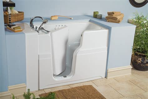 how much do walk in bathtubs cost aging in place facts to consider about walk in tubs