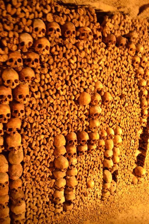 catacombs  paris jeremypersoncom