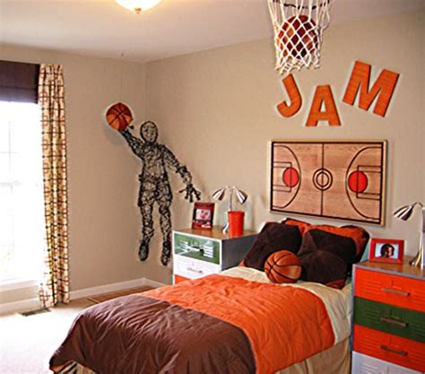 deco basketball chambre 17 meilleures id 233 es 224 propos de chambre de style