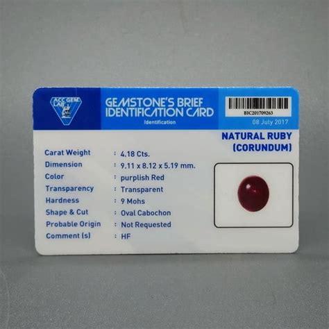 merah delima sertifikat asli pusaka dunia