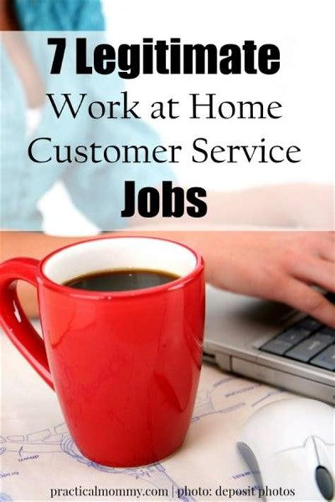 7 legitimate work at home customer service coins