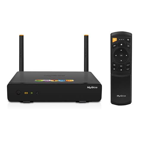 android pro mygica atv 1900 pro android tv box 2gb 16gb 4k ac wi fi kr 41 air mouse