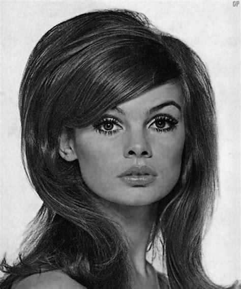 models of the 1960 with short hair 1960 hairstyles for women