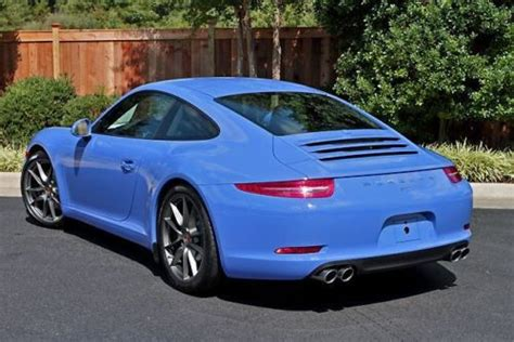 porsche maritime blue find new brand new 2015 porsche 911 carrera s paint to