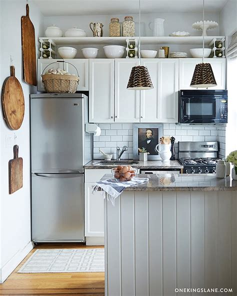 kitchen storage ideas for small spaces simple storage upgrades for tiny kitchens one kings lane