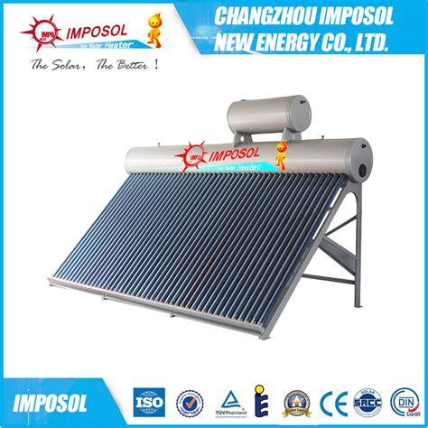 Solar Water Heater Jakarta all stainless steel non pressure low pressure solar
