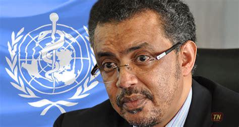 tedros adhanom ghebreyesus ethiopia today why au assembly endorsed dr tedros adhanom