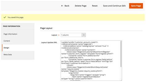 magento layout xml update handle magento2 magento 2 create a custom index phtml before