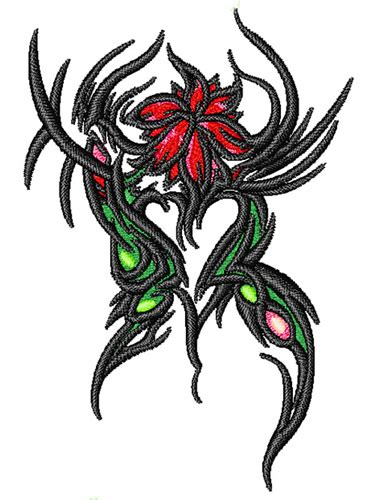 tattoo machine embroidery designs flower tattoo embroidery designs machine embroidery