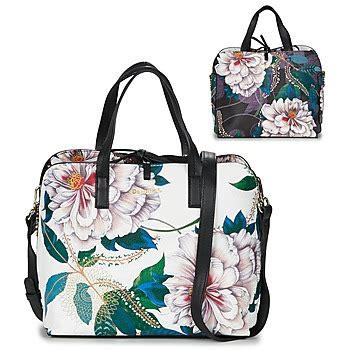 Desigual Bols Lugano Winter Floral desigual sacs desigual sacs livraison gratuite avec