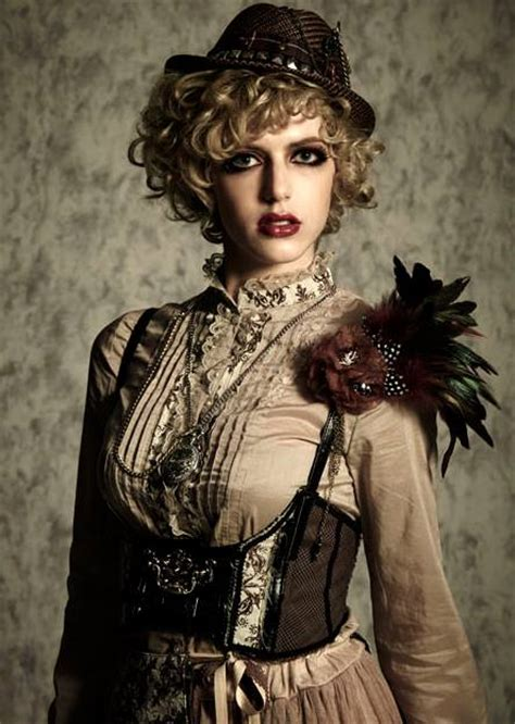 steampunk fashion the power of steam in victorian era