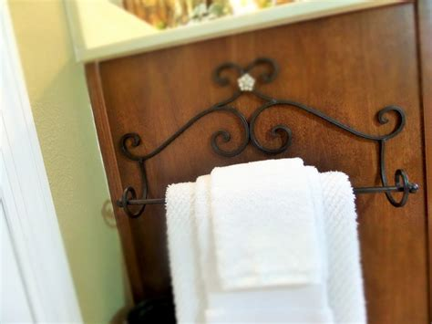 decorative bathroom towel racks decorative towel racks for bathrooms gatco latitude