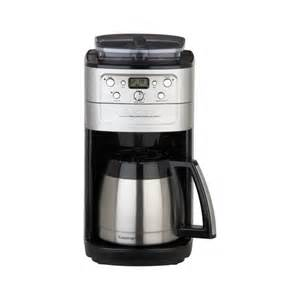 Cuisinart Coffee Maker And Grinder Cuisinart 12 Cup Thermal Coffee Maker Manual Liftlloadd