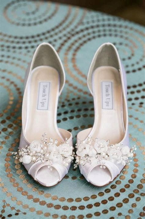 Handmade Wedding Shoes - handmade wedding shoes swarovski crystals and pearls