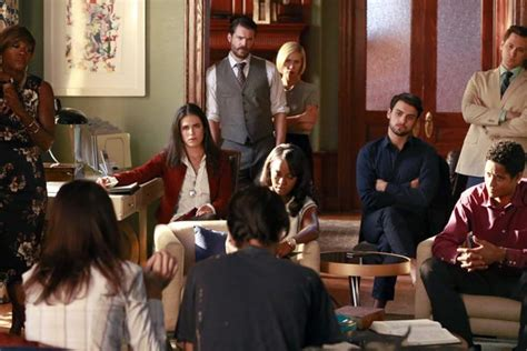Calendrier How To Get Away How To Get Away With Murder Saison 2 Le Trailer Annonce