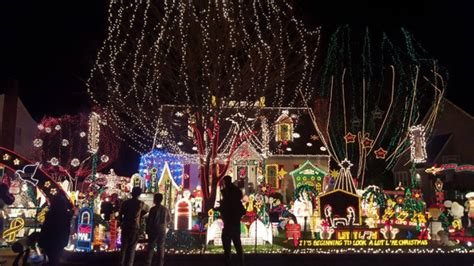 best christmas lights in richmond va discover the best lights around richmond with the tacky light tour from camryn limousine
