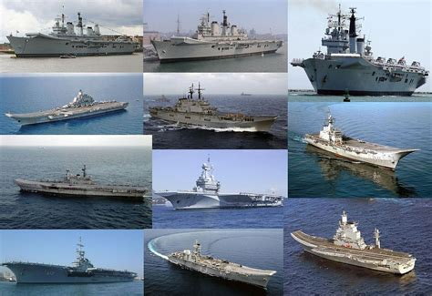 list of aircraft carriers by country