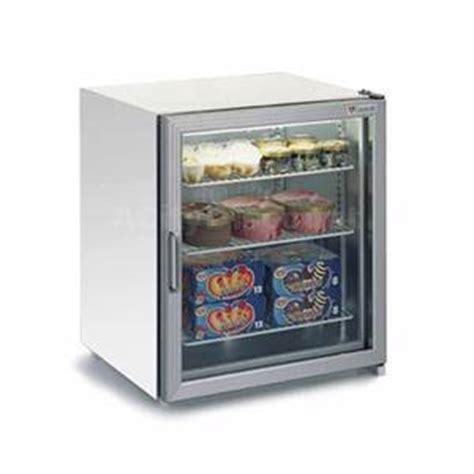 Caravell CIF 125 Counter Top Impulse Freezer Merchandiser 3.2 Cu.Ft