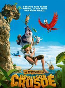 As Aventuras de Robinson Crusoé - Filme 2016 - AdoroCinema