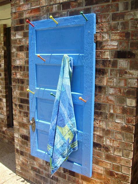 Swimming Pool Towel Rack by 25 Best Ideas About Towel Rack Pool On Pvc