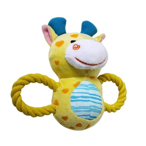 durable toys shepher plush chew durable toys animal for small medium pets
