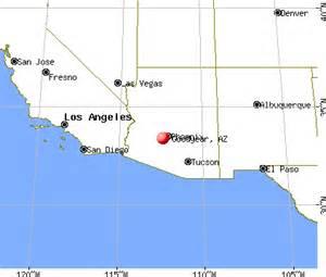 goodyear arizona az 85338 profile population maps