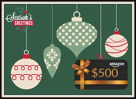 How Long Are Amazon Gift Cards Good For - 500 amazon gift card giveaway