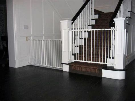 1000 ideas about baby gates stairs on stair