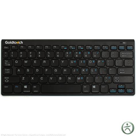 Keyboard Wireless Mini shop goldtouch bluetooth wireless mini keyboard gta 0033