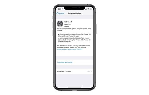 ios 12 1 2 released with esim bug fixes and more ios hacker