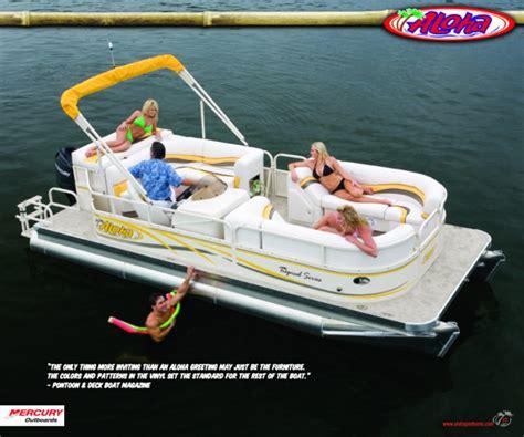 aloha pontoon boat seats research aloha pontoon boats on iboats