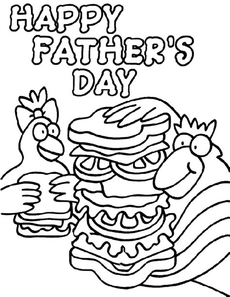 father s day hungry dad crayola co uk