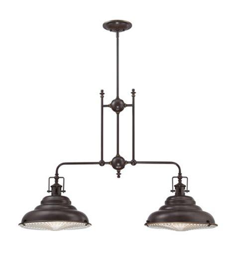 Bronze Island Light Fixtures Quoizel Eve240pn Eastvale 2 Light 40 Inch Palladian Bronze Island Light Ceiling Light