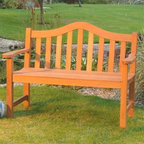 hardwood garden benches uk lifestyle acacia hardwood garden bench 1 2m 505 316