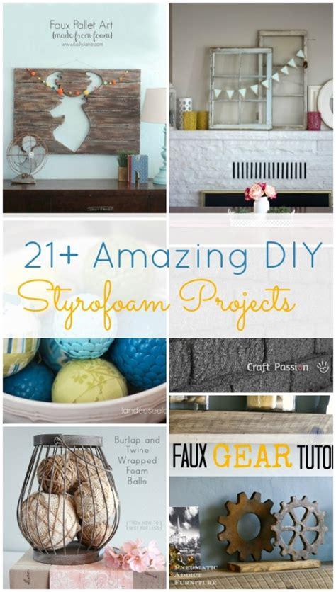 styrofoam craft projects 21 amazing diy styrofoam projects hawthorne and